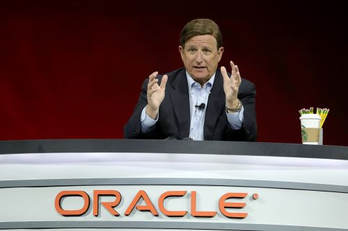 Mark Hurd, Oracle co-CEO, dead at 62
