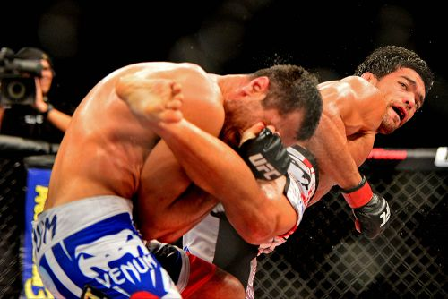 Gegard Mousasi on Rafael Lovato Jr. doping allegations: 'People say I'm a bad loser. Whatever.'
