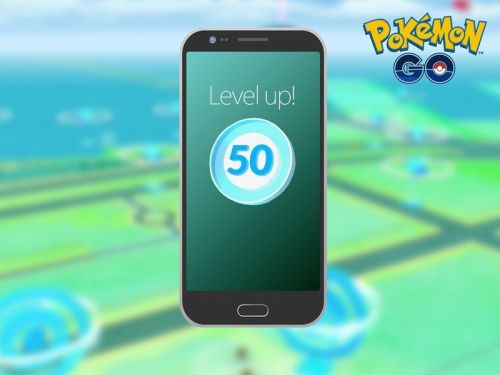 Reaching level 50 in Pokémon Go takes more than just experience