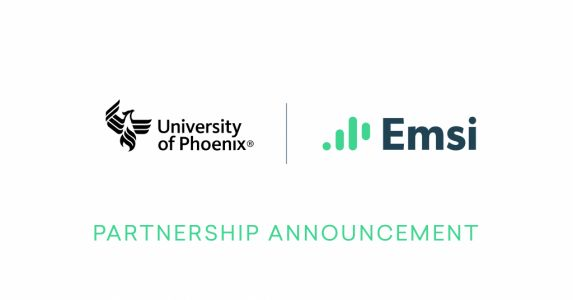 University of Phoenix Partners with Emsi to Map Skills from Classroom to Workplace