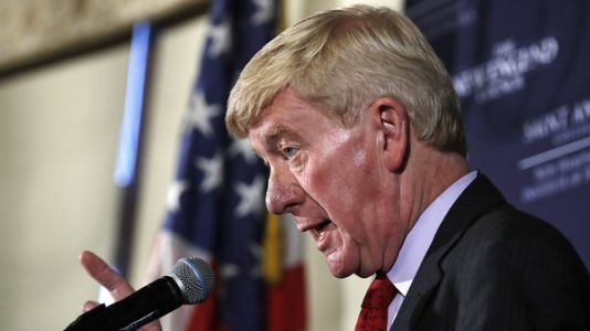 Former Republican Gov. Bill Weld Considers A Primary Challenge To Trump