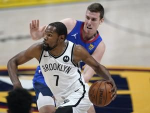 Nets rally to beat Nuggets 125-119, snap 4-game skid