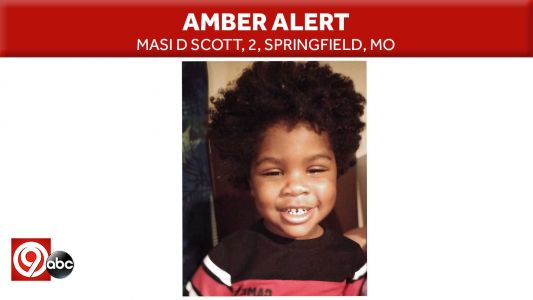 Amber Alert canceled for toddler from Springfield