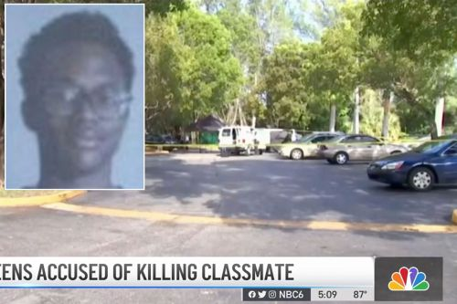 Florida teens killed 18-year-old with sword after luring him with sex: cops