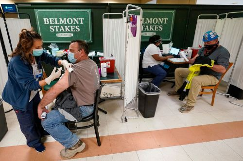 NYC sees 'unprecedented' amount of COVID vaccine availability