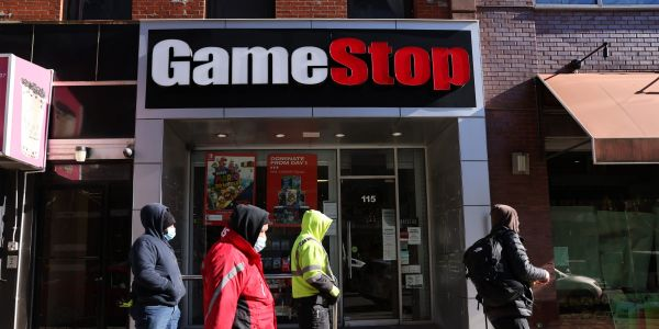 One in 10 British Gen-Zers says the GameStop saga inspired them to start investing - and 62% of those poured money straight into meme stocks, new survey shows