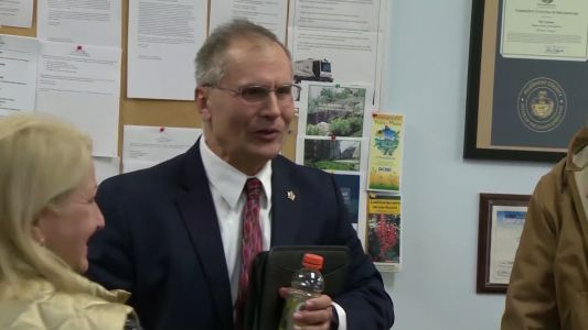 Embattled McCandless police chief enters retirement