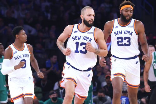 Evan Fournier's new Knicks reality is one he used to 'hate'