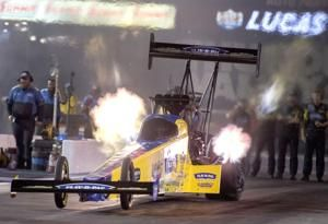 Torrence has quickest Top Fuel run in Bristol history