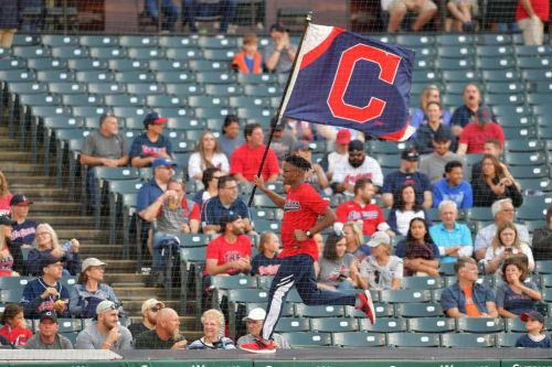 Cleveland's baseball team has a new name