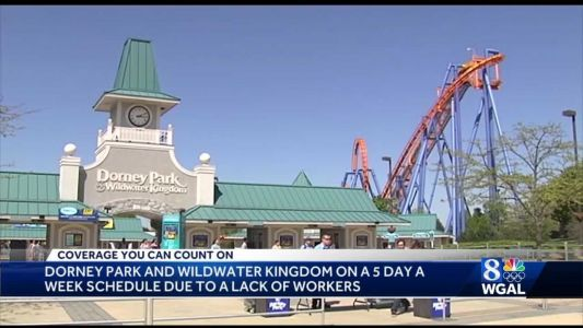 Dorney Park cuts hours due to worker shortage