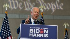 Biden Blasts Conservatives Pushing To Fill SCOTUS Vacancy Before Election