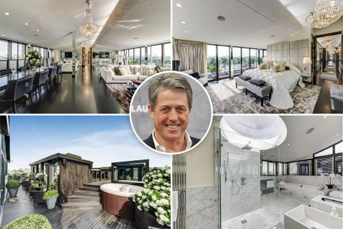 Hugh Grant's 'Love Actually' bachelor pad can be yours