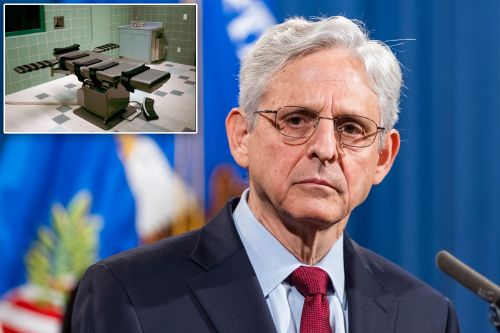 Attorney General Merrick Garland orders pause of federal executions