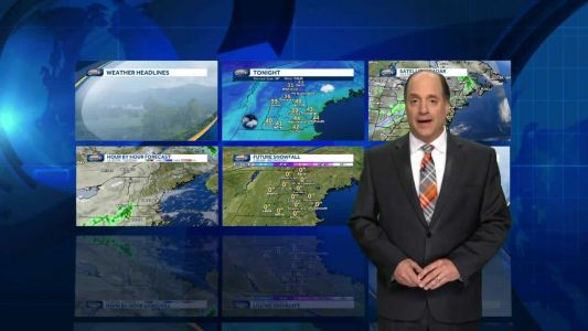 Watch: Mix north, showers south Wednesday