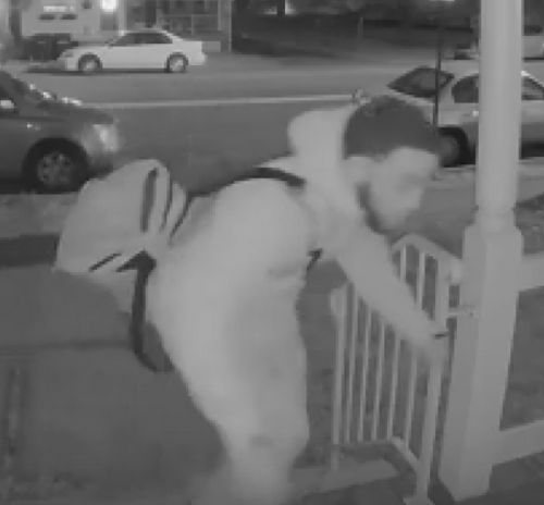 Watch: Porch pirate caught on camera in Manheim Township
