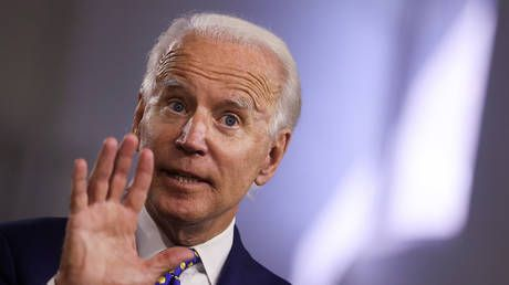Biden backs out of attending Democratic convention on Covid-19 fears, will instead accept presidential nomination VIRTUALLY