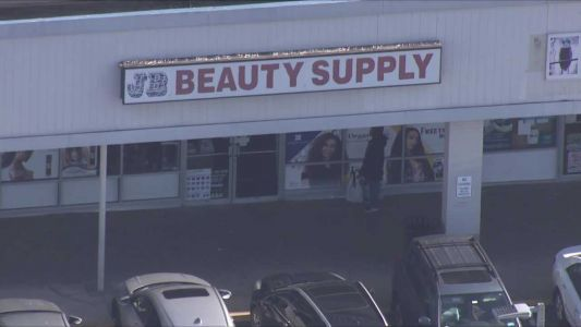 Police search for women who tried to rob Brooklyn Park beauty supply store
