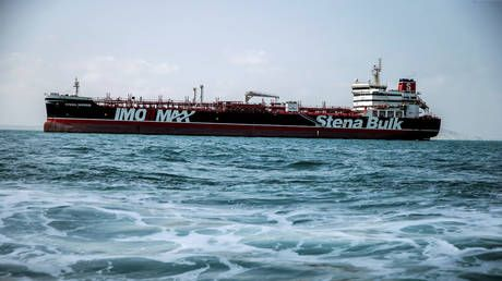 UK-flagged tanker Stena Impero is free to leave - Iranian govt spokesperson
