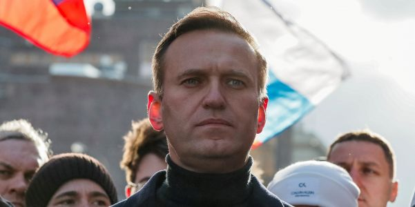 Alexei Navalny mocks Putin after the Russian leader reportedly suggested he poisoned himself with a nerve agent