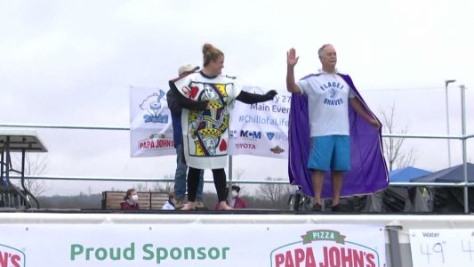 First in-person Polar Plunge in Louisville since start of pandemic raises nearly $127K