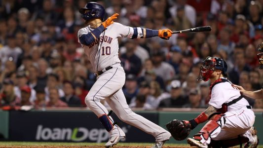 Astros' two-out RBI success in 2021 MLB postseason puts them in historic company