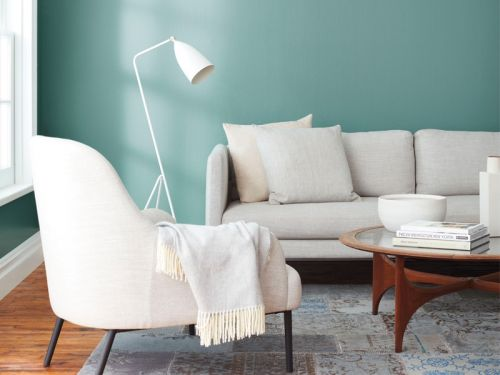 How to pick the perfect paint color for every room in your house, according to interior designers