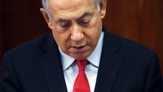 Israeli Prime Minister Netanyahu To Be Indicted On Corruption Charges