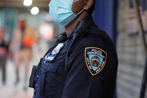NYPD bosses 'screamed and cursed' at cop who wanted to mask up: lawsuit