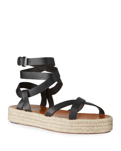 Chic, comfy spring footwear is simply sandal-ous