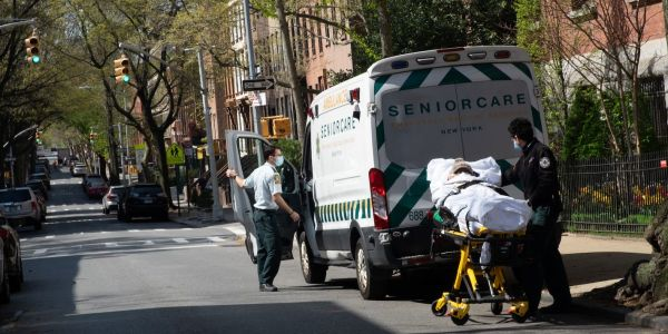 Gov. Cuomo's controversial order requiring nursing homes to admit COVID-19 patients was reportedly removed from New York's health website