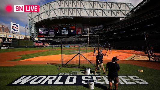 Astros vs. Braves live score, updates, highlights from Game 1 of the 2021 World Series