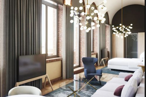 Mega hotel opens in NYC as Big Apple inches 'toward normality'