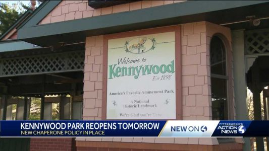 New chaperone policy in place at Kennywood