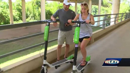 Brake lines cut on several e-scooters in Louisville