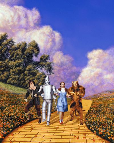 25 whimsical things you didn't know about the 'The Wizard of Oz'