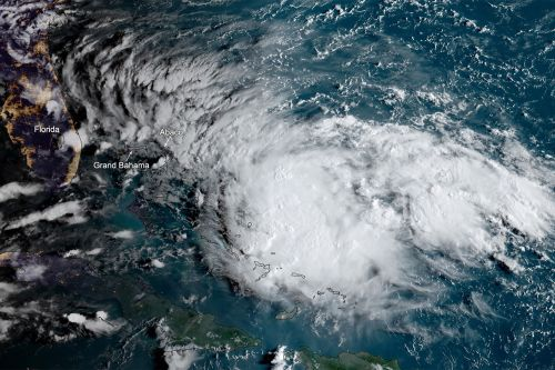 Humberto strengthens into Category One hurricane off Florida coast