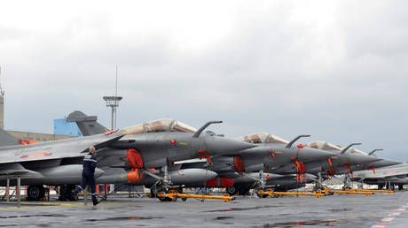 France sends 2 Rafale fighter jets & frigate to E. Mediterranean amid Turkey tensions