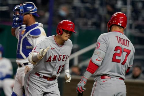 How Mike Trout influences Shohei Ohtani's AL MVP futures odds