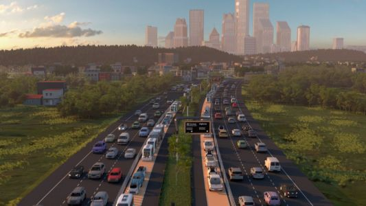 'Road of the Future' to link Detroit and Ann Arbor with 40 miles of driverless cars and shuttles