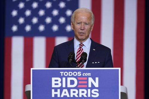 Biden's weakness with Black and Latino men creates an opening for Trump