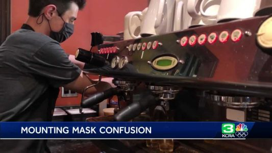Yolo businesses frustrated with uncertainty on new workplace mask rules