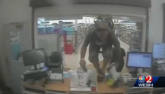 Man who terrorized people with rifle at Daytona Beach Walgreens faces life in prison