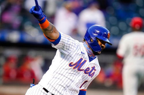 Jonathan Villar's clutch hit leads Mets past Phillies in Game 1 of doubleheader