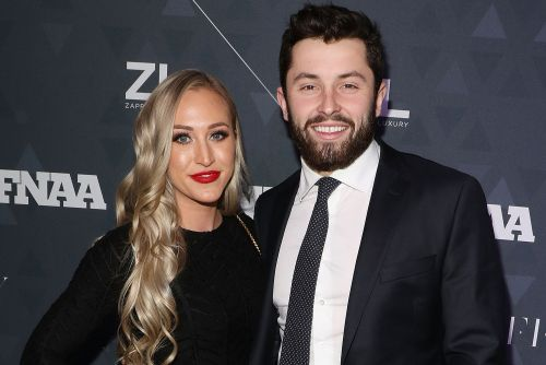 The Baker Mayfield compliment that made his wife snap