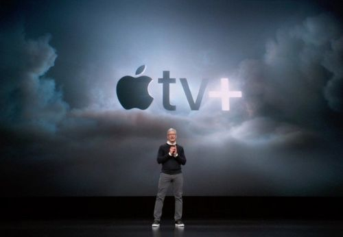 Apple signs first-look TV+ deal with Martin Scorsese