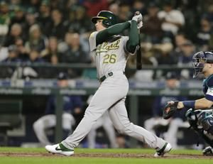 Oakland Athletics clinch first postseason berth since 2014