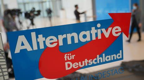 German security service designates right-wing AfD party as 'suspected' extremist group - reports