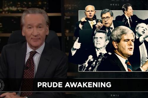 "Bill Maher Calls For Democrats To Be More Promiscuous Since ""That's Our Thing"" On 'Real Time'"