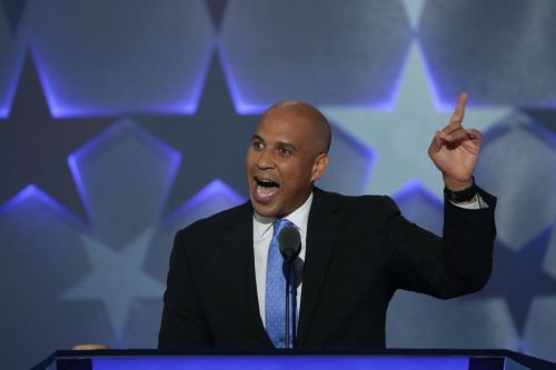 Cory Booker Speaks Out After Being Called 'Well Spoken' By Mike Bloomberg